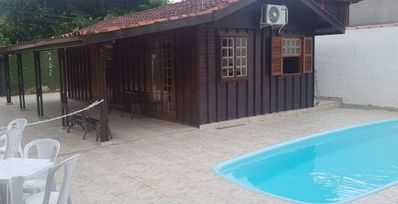 Photo for WONDERFUL 3 BEDROOM HOUSE, LEISURE AREA WITH POOL ....