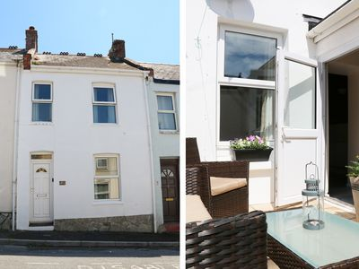 Photo for COMBE COTTAGE, pet friendly, with a garden in Ilfracombe, Ref 985800