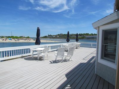 Photo for Oceanfront Condo #5, Prime location w/amazing views!