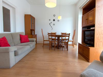 Photo for 3 room apartment in middle of Bairro Alto area with AC