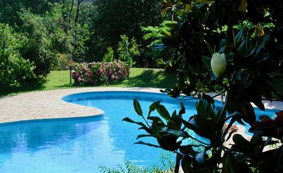 Photo for ★★★★★ Boutique Style Waterfront Villa near Rome, Private Pool, Stunning Views