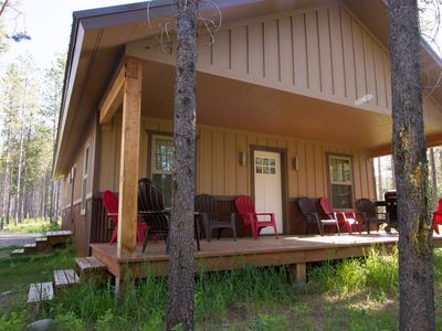 Photo for Enjoy your getaway and explore with Glacier Park as your back yard. Book now!