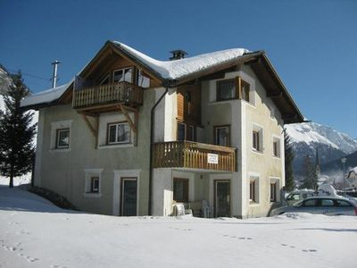 Photo for Holiday apartment S-chanf for 2 persons with 1 bedroom - Holiday apartment