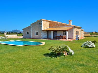Photo for Flor de Sal Villa with swimming pool close to the best beaches 178