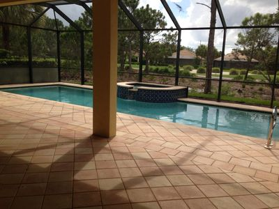 Photo for Beautiful 3bed/2bath home with private pool/spa, bundled golf, tennis, and more