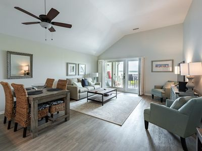 Photo for Luxury Beachfront Villa, newly renovated, Pet Friendly,  Amenity Cards Included