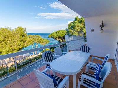 Photo for Club Villamar - Beautiful holiday home at 50m from the beach of Cala Salions