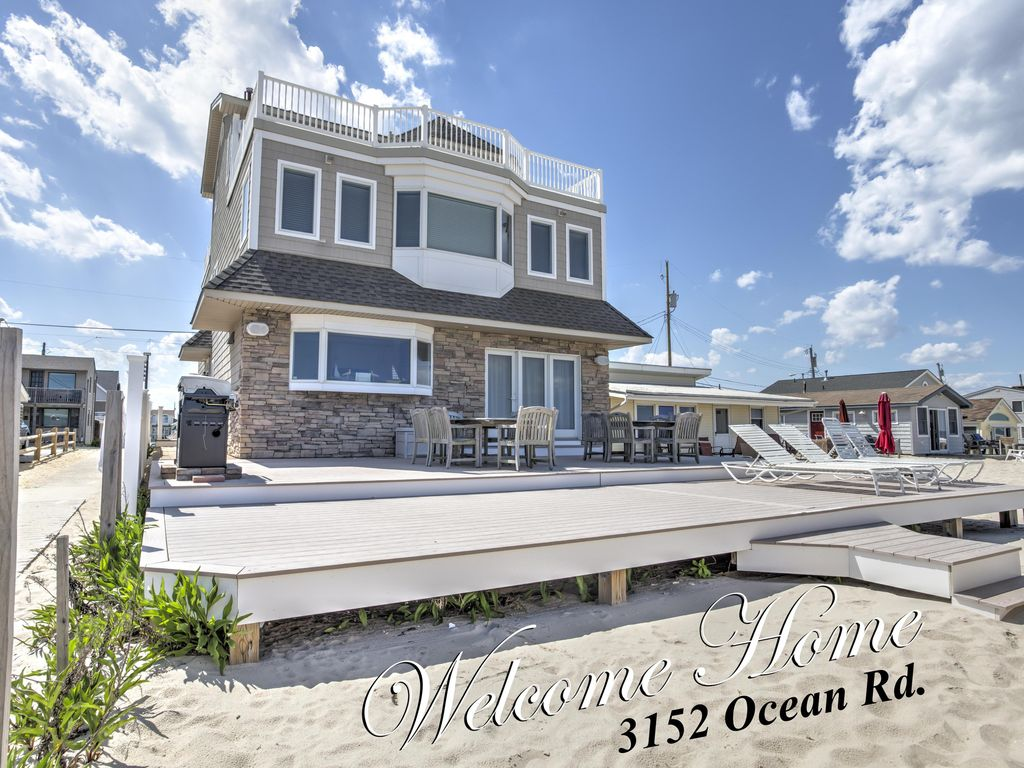 Monterey Beach Rentals Nj