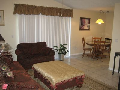 Photo for Duplex In Salt Water Canal Section Of Palm Coast - Close To All Attractions