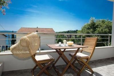 Photo for Apartment Dramalj for 3 - 4 people with 1 bedroom - Holiday