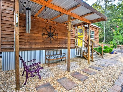 Photo for Cozy Dahlonega Cottage on 3 Acres w/ Fire Pit!