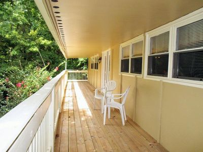 Photo for Family-Friendly Getaway Condo w/ Fireplace, Gas Grill, Deck & Free WiFi