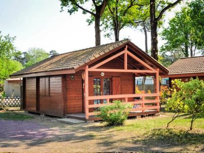 Photo for Camping La Puerta del Sol **** - Wooden Chalet 2 Rooms 2 People