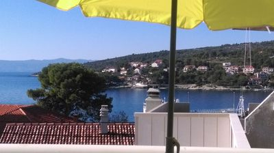 Photo for 2BR Apartment Vacation Rental in Sumartin - island Brac