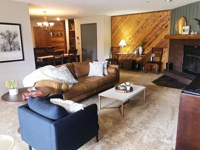 Photo for Discounted rate! Ski In Beautiful updated condo at the base of peak 9