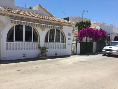 Photo for Semi detached bungalow/villa in Los narejos ,Los Alcazares Murcia