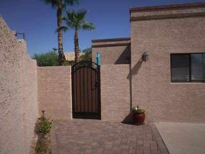 Photo for Casita with private entrance and courtyard with on premises and street parking