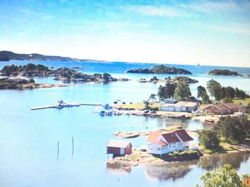 Norwegian Fjord experience - Enjoy a beautiful Fjord House on Private Island!