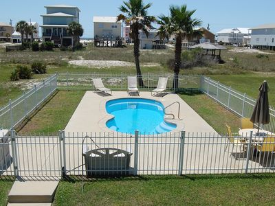 Photo for Beach Time: Beautiful 3BR beach house w/private pool & access to the beach