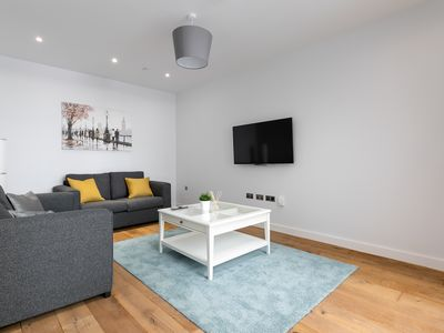 Photo for Beautiful Townhouse near London's O2 Arena and Excel