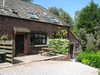 Photo for Bossington Cottage, Near Dunster - sleeps 4