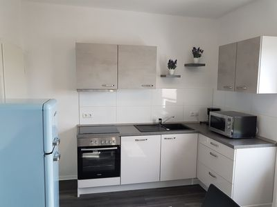 """Photo for WHV city center """"renovated apartment with garden"""""""