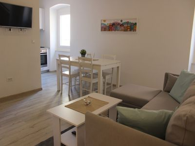 Photo for Apartments Lavender / Deluxe Family Apartment in the Cres Old Town