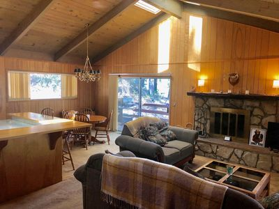 Photo for Secluded Mountain Retreat in the San Bernadino National Forest