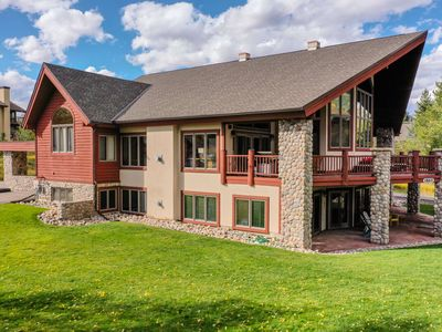 Photo for Bring Everyone You Know! | Private Indoor Pool | Huge Mtn Views | 2 Minutes to Base Area