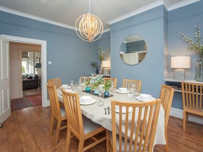 Photo for Handsome Victorian house is perfect for a big gathering of family or friends