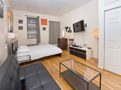 Photo for Charming Upper East Side Studio w/ Private Garden