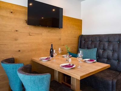 Photo for Comfort apartment - Tyrolean wine tavern