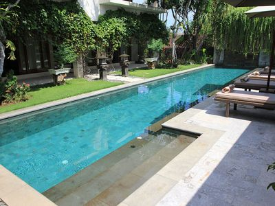 Photo for 3 Bedroom, 250 meter from Beach at Large 5 Bedroom Pool Villa