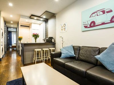 Photo for Designer 3 Br/2ba East Village Apartment