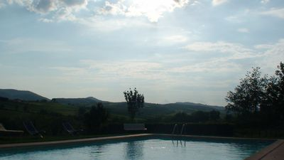 Photo for 1BR Apartment Vacation Rental in Montepulciano