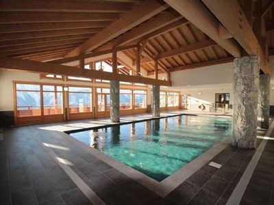 Photo for LES SEISIES - THE PEARL OF THE ALPS - Residence with swimming pool