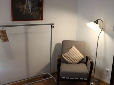 Photo for Clean, modern flat - 6 minutes to City Center by tram!