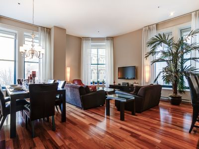 Photo for Old Montreal 2 Bedrooms Condo