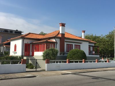 Photo for Tennis Park beach house, Close to the beach and in the center of Vila do Conde.