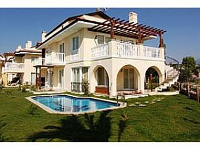 Photo for Luxury 5 Bedroom Villa On The Beach With Private Pool And Spectacular Sea Views