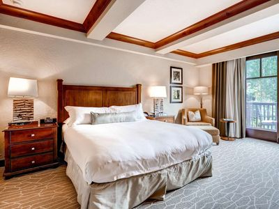 Photo for Ski-in/out Private Ultra Lux Master Suite Inside Ritz Bachelor Gulch
