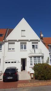 Photo for A comfortable and renovated family house, walking distance from sea and dunes