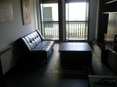 Photo for Bright apartment 30 meters from Rodeira beach