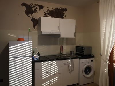 Photo for Complete apartment for 2 + 2 (boys)