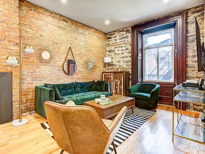 Photo for Rustic 3BR 2BA -AAA LOCATION DownTown- Very Rare in the Latin Quarter