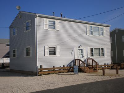Photo for Spacious Oceanside 3 bedroom 1.5 Bath Dup.Slps 8!  Great Location in Haven Beach