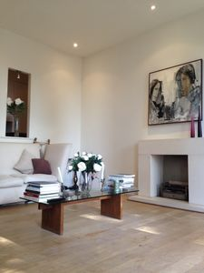 Photo for Lovely, contemporary, spacious flat near Kensington Palace and Hyde Park.