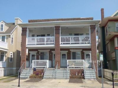 Photo for In the heart of OCNJ, steps to the beach and downtown!