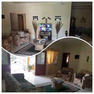Spacious area to lounge, relax, watch television or socialize.