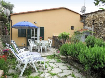 Photo for Vacation home Casa Ada  in Dolcedo - Isola Lunga IM, Liguria: Riviera Ponente - 6 persons, 2 bedrooms